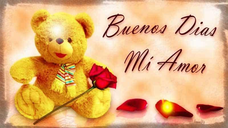 Mensajes De Buenos Dias Para Tu Amor Frases Para Enamorarz