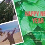 Feliz año nuevo desea 2019