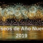 Deseos de Año Nuevo 2019